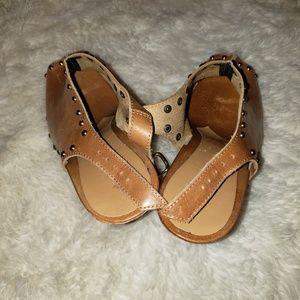 Charles David Shoes - Charles David Leather Clog heels